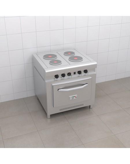 Cocina 82 eléctrica
